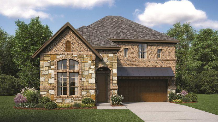 Lennar Estancia subdivision  Irving TX 75038