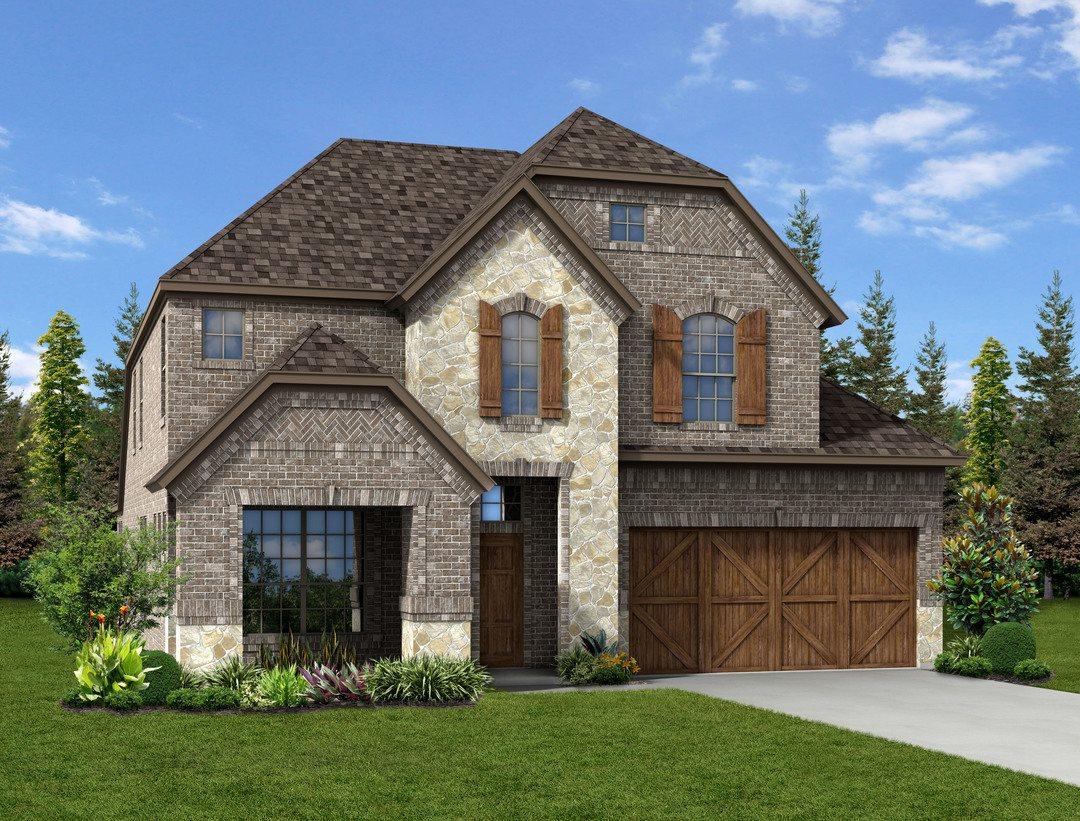 Grayson Plan - Trendmaker Homes- 4 bedrooms, 2.5 baths, 3145 ... on