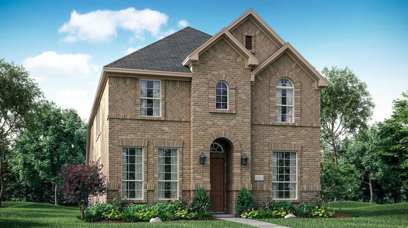 Village Builders Frisco Springs Riverside subdivision  Frisco TX 75035