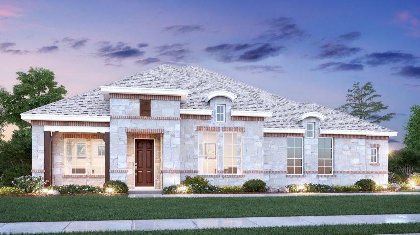 M/I Homes Homestead subdivision  Sunnyvale TX 75182