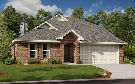 Lennar Southwind Meadows subdivision  Arlington TX 76002