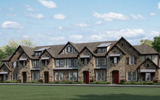 Taylor Morrison Silverado subdivision  McKinney TX 75070