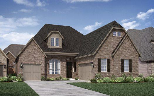 Normandy Homes Estates at Shaddock Park subdivision  Frisco TX 75035