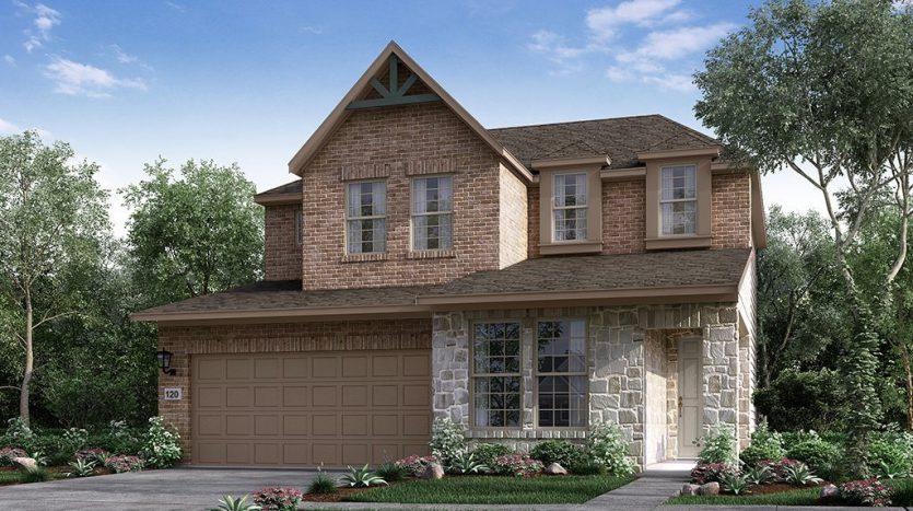 Taylor Morrison Hamilton Park subdivision  Carrollton TX 75010