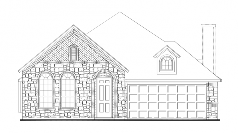 Impression Homes The Vineyards subdivision  McKinney TX 75070