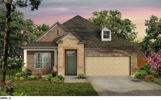 David Weekley Homes Mustang Lakes subdivision  Celina TX 75009