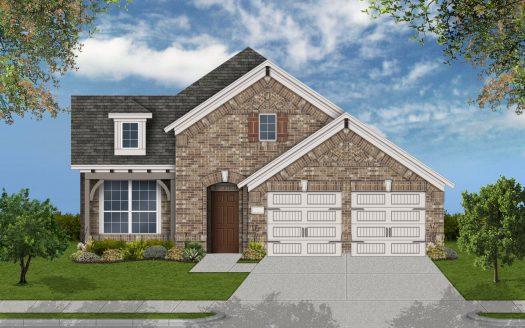 Plantation Homes Auburn Hills subdivision  McKinney TX 75071