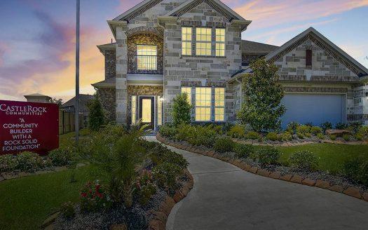 CastleRock Communities Sonoma Verde subdivision  Rockwall TX 75032