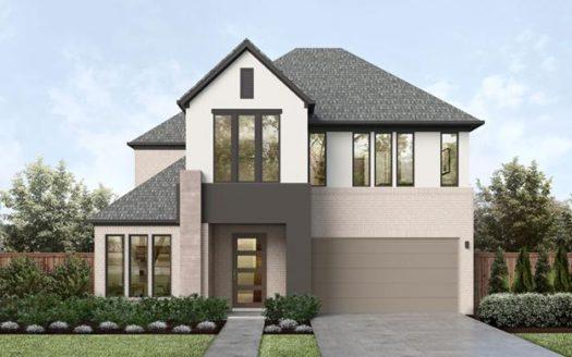 MainVue Homes Ridgeview Crossing subdivision 846 Baugh Drive