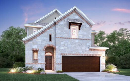 M/I Homes Light Farms subdivision  Celina TX 75009