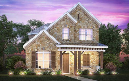 M/I Homes Emory Park subdivision  Frisco TX 75035