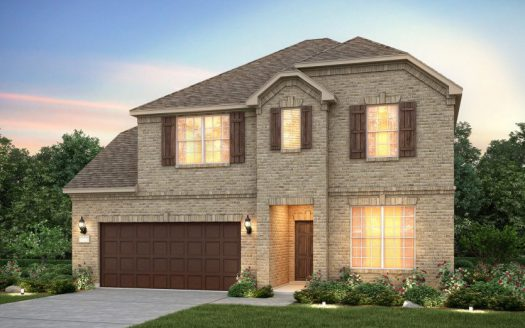 Pulte Homes The Homestead at Ownsby Farms subdivision  Celina TX 75009