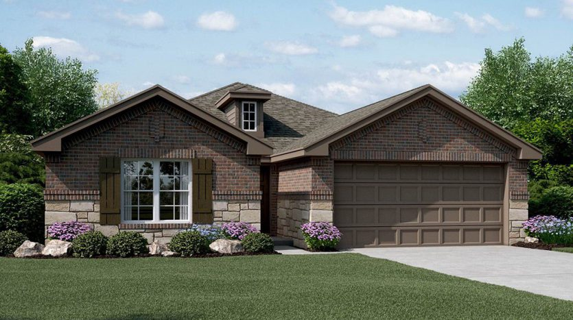 Taylor Morrison Travis Ranch subdivision  Forney TX 75126