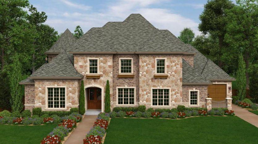 Village Builders Winding Creek subdivision  Southlake TX 76092