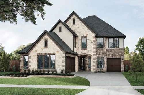 MainVue Homes Ridgeview Crossing subdivision 2466 Electra Drive