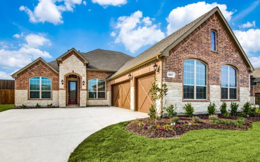 Village Builders Bretton Woods-Vista subdivision  Frisco TX 75034