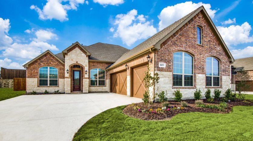 Village Builders Bretton Woods-Vista subdivision  Frisco TX 75034
