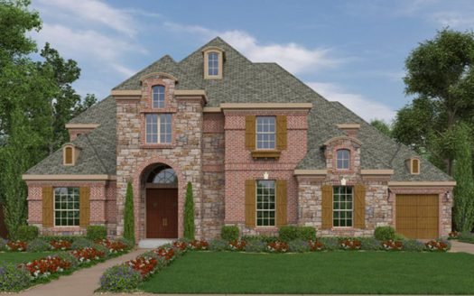 Village Builders Phillips Creek Ranch 90' subdivision  Frisco TX 75034