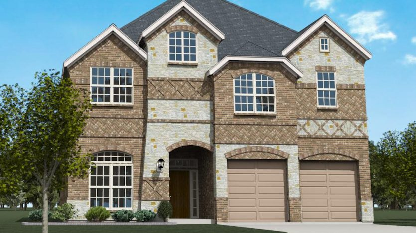 Altura Homes Sonoma Verde subdivision 1742 Amalfi Rockwall TX 75032