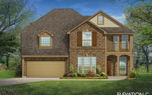 Bloomfield Homes Lakeway Estates subdivision  Grand Prairie TX 75054