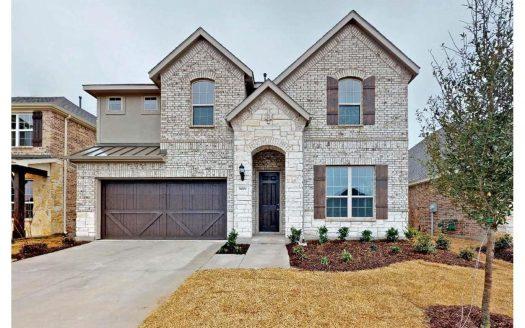 Gehan Homes The Vineyards subdivision  McKinney TX 75070