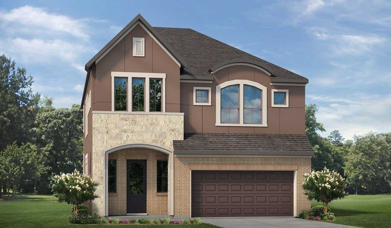 David Weekley Homes Enclave at Lake Highlands Town Center - Park Serie subdivision  Dallas TX 75231