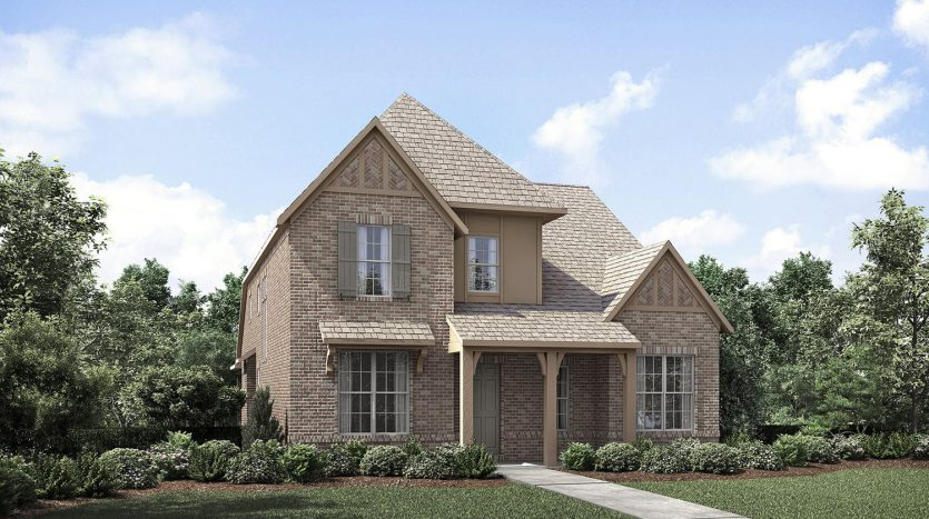 Drees Custom Homes The Grove Frisco subdivision  Frisco TX 75035