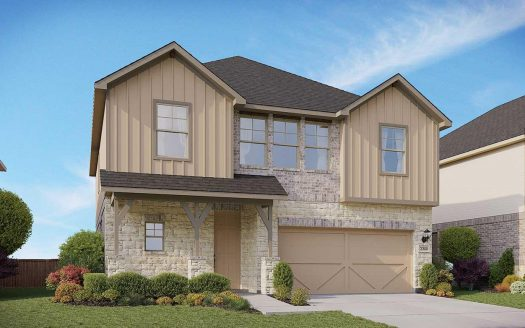 Gehan Homes Saddle Ridge subdivision  Carrollton TX 75010