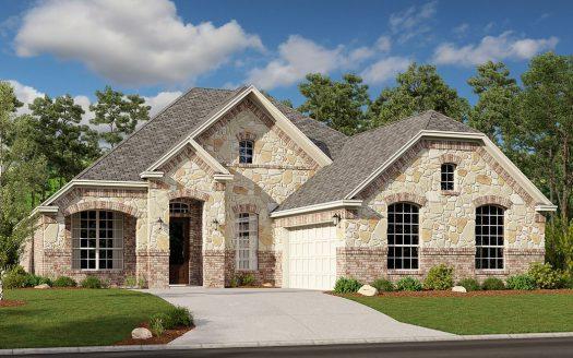 Village Builders Canyon Falls subdivision  Argyle TX 76226