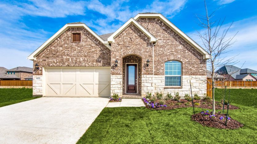 Village Builders Estates at Shaddock subdivision  Frisco TX 75035