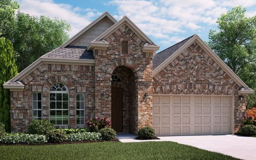 Lennar University Place subdivision  Dallas TX 75252