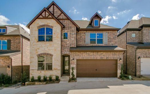 David Weekley Homes Reserve at White Rock subdivision  Dallas TX 75231