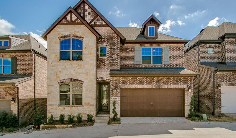 David Weekley Homes Reserve at White Rock subdivision  Dallas TX 75231