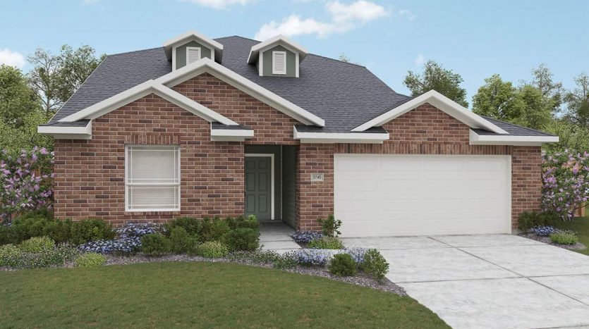 Gehan Homes Clements Ranch:Clements Ranch - Landmark subdivision  Forney TX 75126