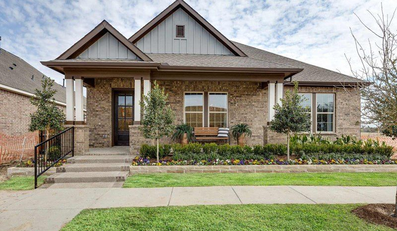 David Weekley Homes Elements at Viridian - Traditional Series subdivision  Arlington TX 76005
