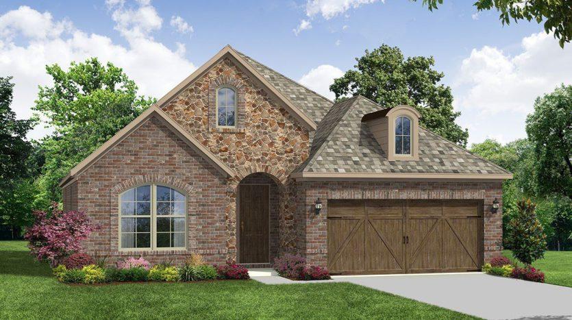 Beazer Homes Lakewood Hills subdivision  Carrollton TX 75010