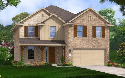 Gehan Homes Lakeside Estates at Paloma subdivision  Little Elm TX 75068