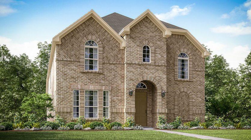 Village Builders Edgestone at Legacy Baysides subdivision  Frisco TX 75034