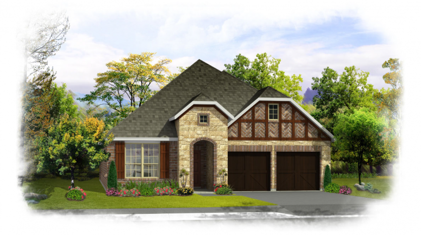 Rendition Homes The Vineyards subdivision  McKinney TX 75070
