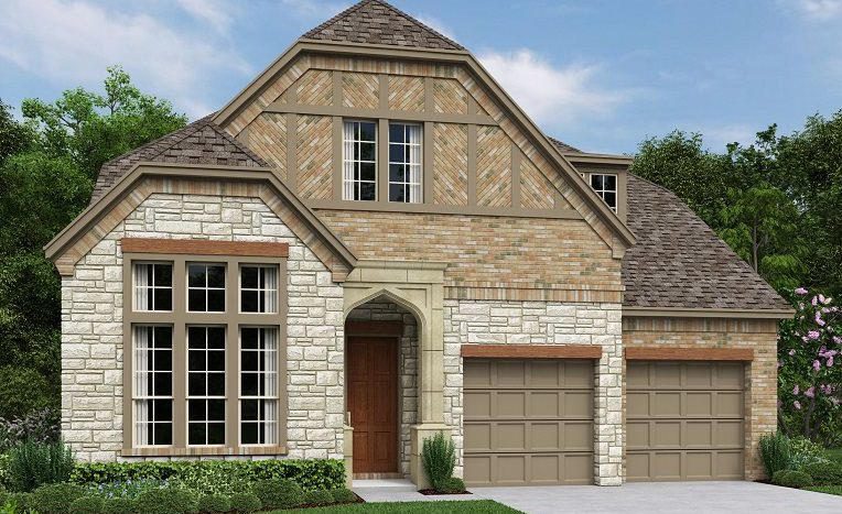 Ashton Woods University Place subdivision  Dallas TX 75252