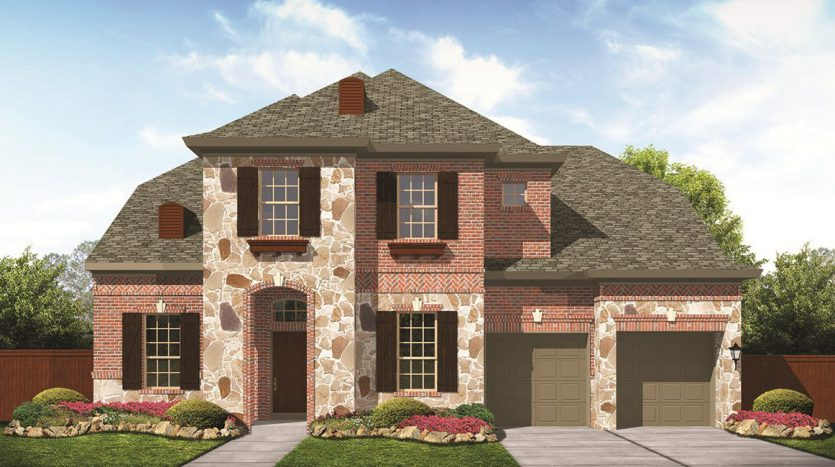 Village Builders Phillips Creek Ranch 65' subdivision  Frisco TX 75034