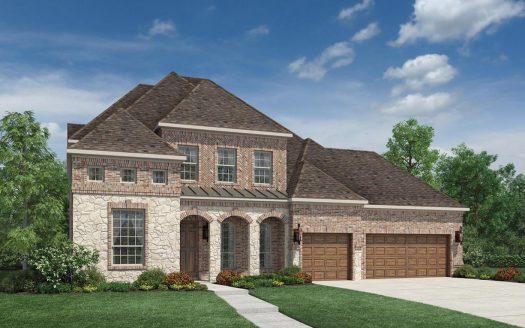Toll Brothers Montgomery Farm Estates subdivision  Allen TX 75013