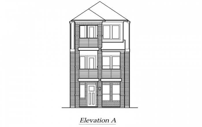 Chesmar Homes Dallas Merion at Midtown Park subdivision  Dallas TX 75231