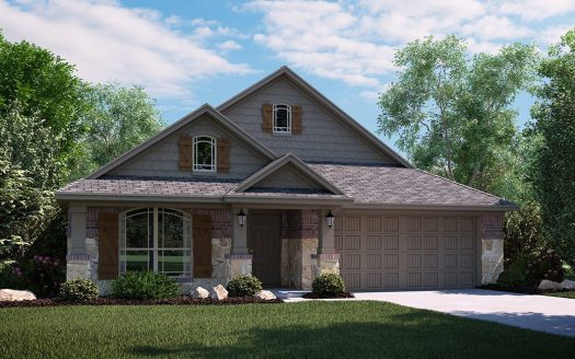 Lennar Northlake Estates subdivision  Little Elm TX 75068