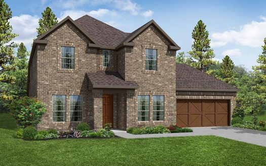 Trendmaker Homes Valencia on the Lake subdivision  Little Elm TX 75068