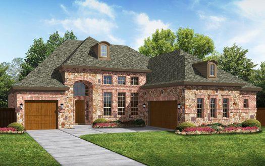 Village Builders Phillips Creek Ranch 75' subdivision  Frisco TX 75034