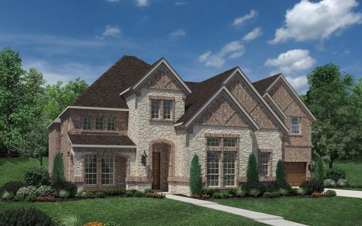 Toll Brothers Oakbridge at Flower Mound subdivision  Flower Mound TX 75028
