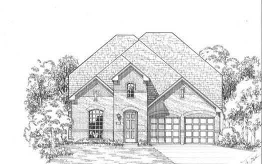American Legend Homes Castle Hills - Southwest 50s subdivision  Carrollton TX 75010