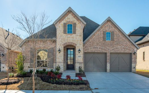 American Legend Homes Watters Branch at Craig Ranch subdivision  McKinney TX 75070