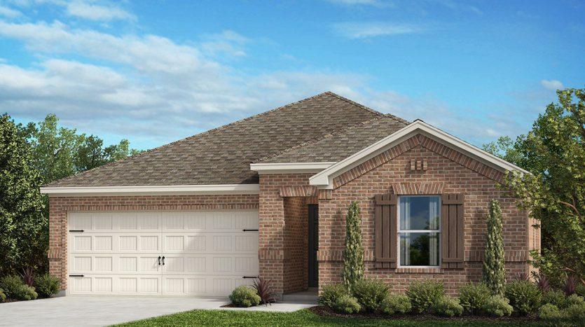 KB Home Winn Ridge subdivision  Aubrey TX 76227